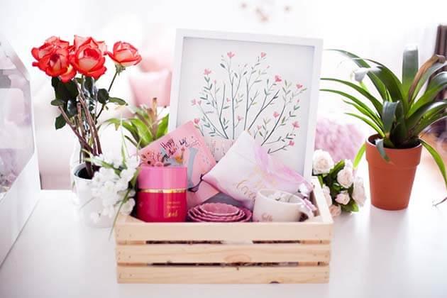 Faça você mesmo a decoração de dia das mães