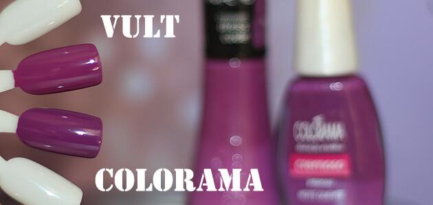 Dress Code Vult x Noite Quente Colorama