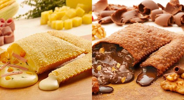 5 lugares que toda pessoa que só pensa em comer precisa conhecer rodizio de pastel rodizio hamburguer rodizio brigadeiro coxinhaburguer taça doce