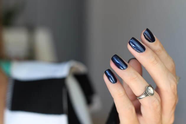 Esmalte Partiu Balada Vult esmalte azul