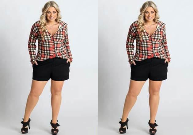Looks para Festa Junina look com xadrez, saia, calça, sobreposição, look plus size e muito mais!