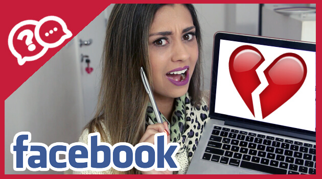 Reagindo aos testes do facebook