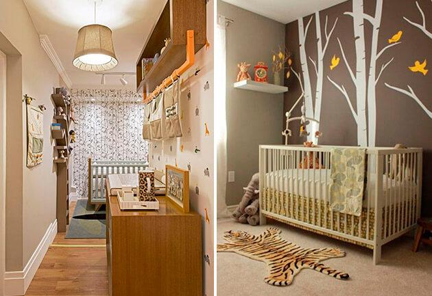 Decoração de quarto de criança com tema florestadecoracao-quarto-de-crianca1