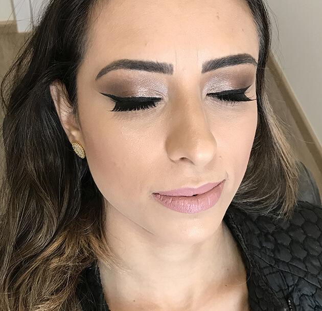 Maquiagem para casamentos (festas) durante o dia