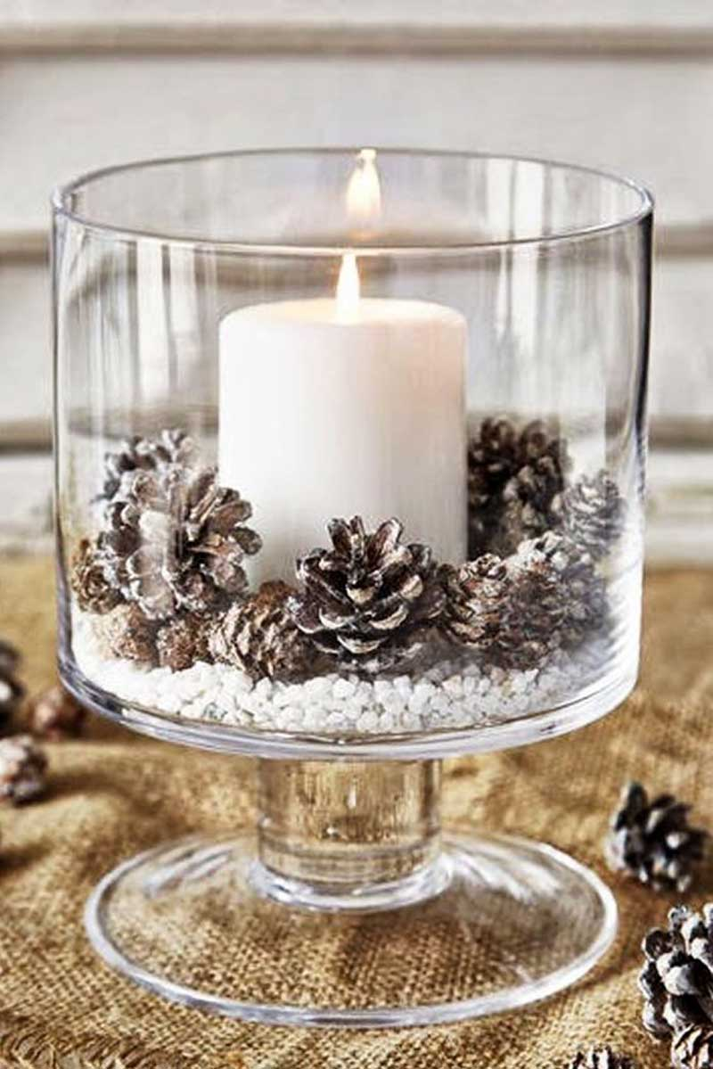 Decoração de Natal 2017 - Idéias para enfeitar a casa