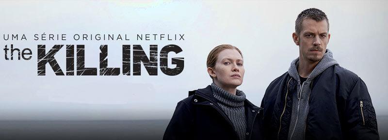 The Killing - série netflix - quer saber tudo sobre a série The Killing? Aqui nós contamos sem Spoiler! Veja um apanhado geral de todas as temporadas dessa série incrível,