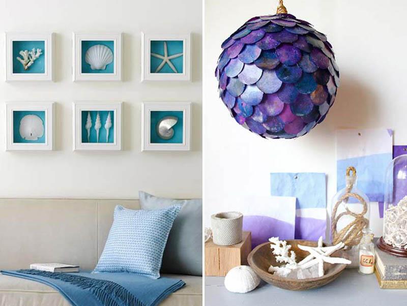 Tendência de decoração – Sereismo [17 ÍDEIAS INCRÍVEIS] - Tudo o que você precisa saber para decorar a sua casa com o tema fundo do mar! As melhores inspirações e dicas. #decor #fundodomar #sereias #sereismo