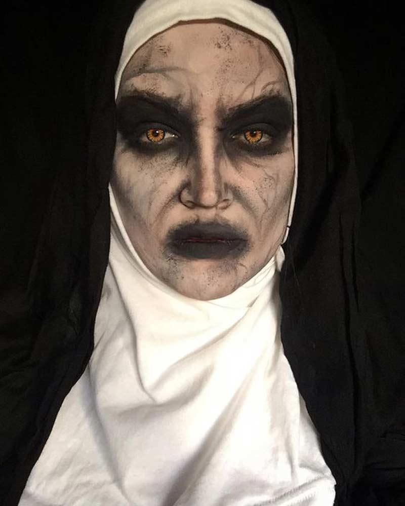 20 Maquiagens para o Halloween 2018 - maquiagens assustadoras para você fazer bonito em qualquer festa! Confira nossas sugestões de maquiagens para o dia das bruxas.