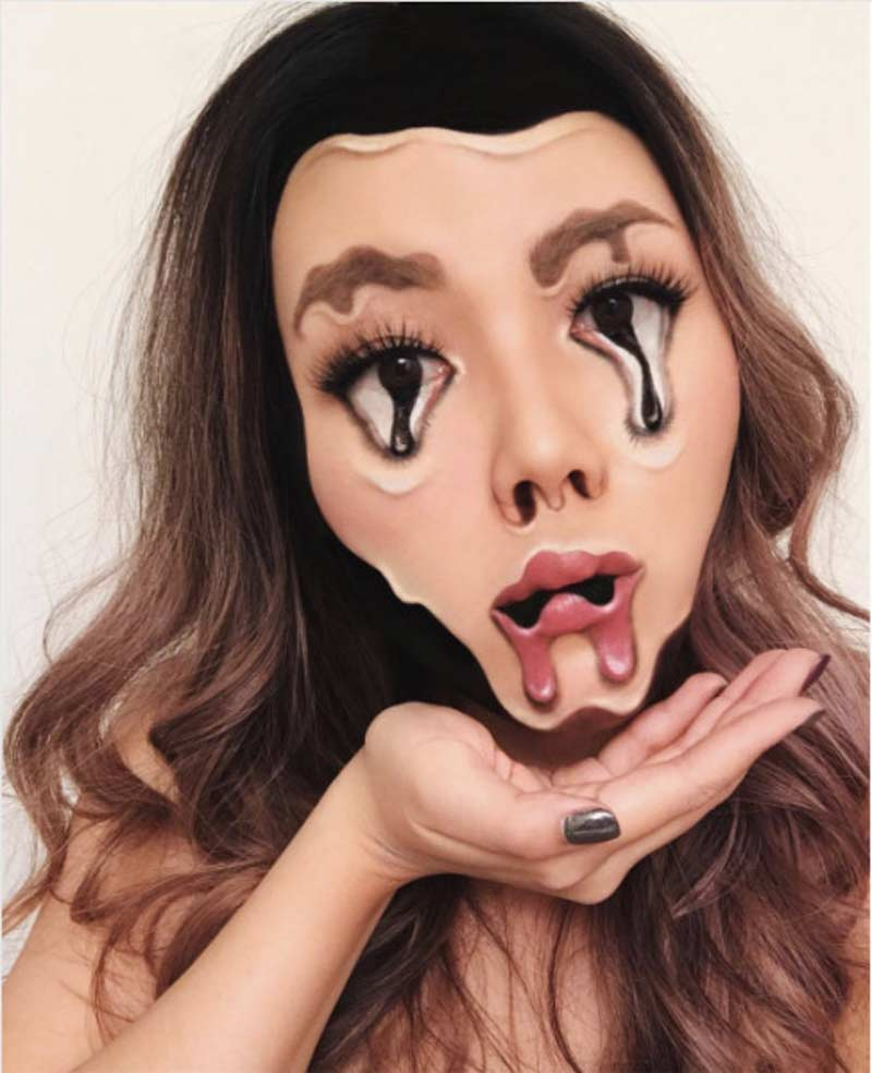 20 Maquiagens Para O Halloween 2018 Luiza Gomes