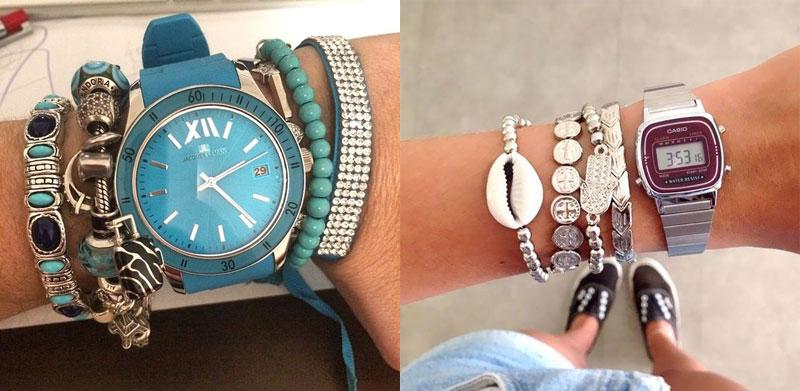 20 modelos de relógios para você se apaixonar - confira nossa super lista com os modelos mais bonitos de relógios de pulso! Relógios com ótimo preço! Clique no link e confira.