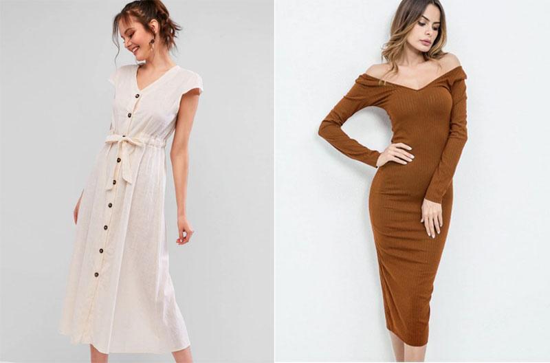 COMO USAR VESTIDO NO INVERNO - 2019 - veja dicas de estilo e LOOKS para você montar os melhores looks com vestido para usar nos dias frios! Looks para copiar e arrasar.