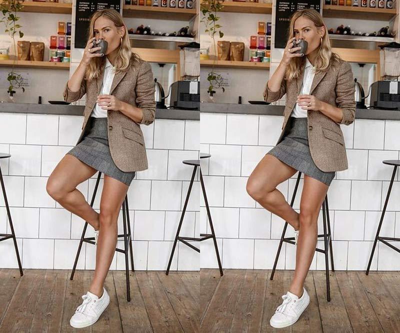COMO USAR TÊNIS - aprenda de uma vez como montar looks lindos com tênis! Looks com tênis branco, tênis colorido, tênis preto, tênis Fila. Looks confortáveis e cheios de estilo. VEJA AGORA.