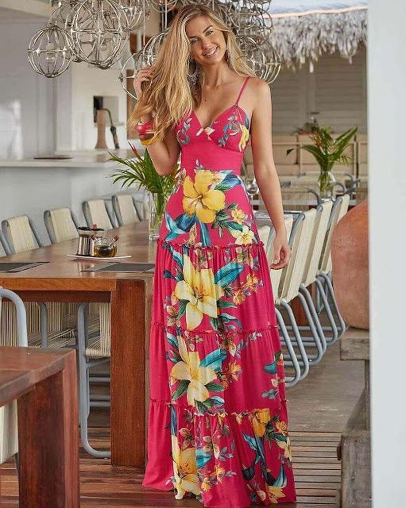 ESTAMPA FLORAL - 20 looks lindos para inspirar! Confira as melhores dicas e sugestões de looks com estampa flora. Use a abuse dessa estampa na primavera.