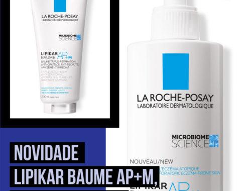 LANÇAMENTO La Roche-Posay 2020 - veja tudo sobre esse novo lançamento para hidratar a pele de La Roche, informações e preços.