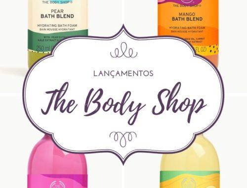 NOVAS BOMBAS DE BANHO The Body Shop | Lançamento - tudo sobre essa novidade da marca, post com preços, fotos e todos os detalhes de onde encontrar.