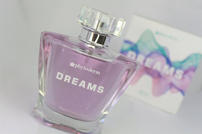 Perfume Feminino | Dreams Phytoderm - todos os detalhes dessa lançamento delicioso! Um perfume leve e frutado para você se apaixonar.
