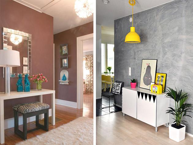 Como decorar utilizando aparadores luiza gomes - Casas para decorar ...