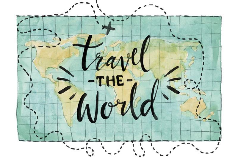 Tem Na Web - Pronta para fazer as malas?! Como planejar uma viagem [DICAS]