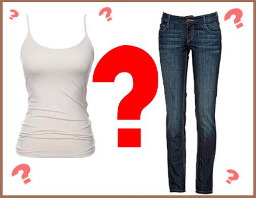 branco Calça Jeans + Blusa Branca = Look nota 10