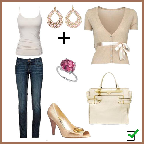 branco3 Calça Jeans + Blusa Branca = Look nota 10