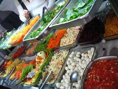 comida Saiba qual alimento ideal para seu tipo de sangue