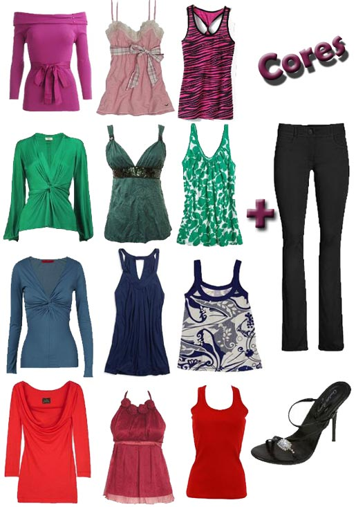 cores7 Coloque cor no seu guarda roupa