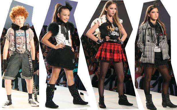 desfilecea6 C&A Fashion Kids   Eu assisti!