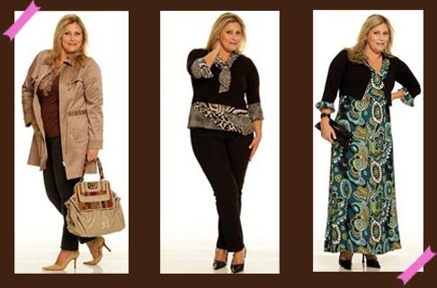 moda1 Gordinhas e lindas