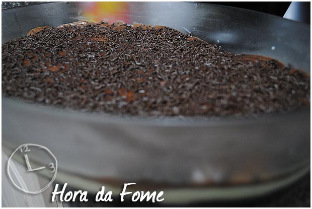 pavechocolate Hora da Fome   Pavê de chocolate Caprichado