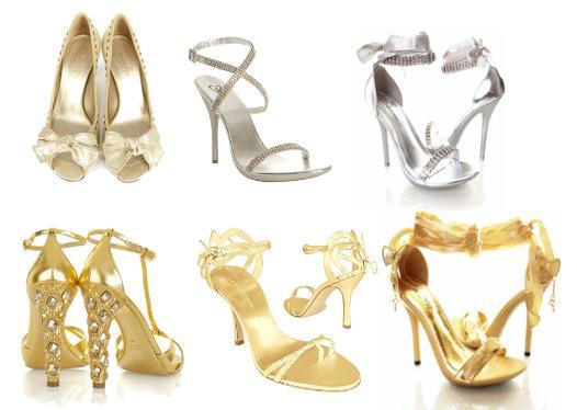 sapatos anonovo Sugestões para o Ano novo   Vestidos
