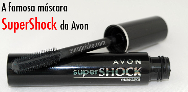 shock1 Testei   SuperShock   Avon