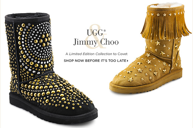 ugg UGG for Jimmy Choo