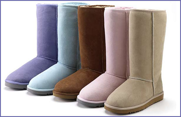 b211686f640853 Ugg boots - Luiza Gomes