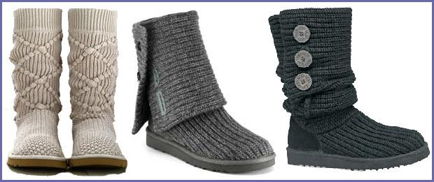 Ugg boots  botas fofinhas para o inverno