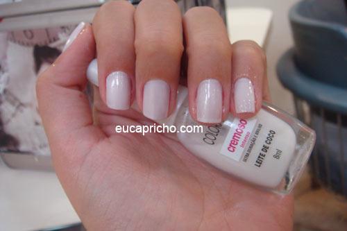 unha branca Branco perfeito   2