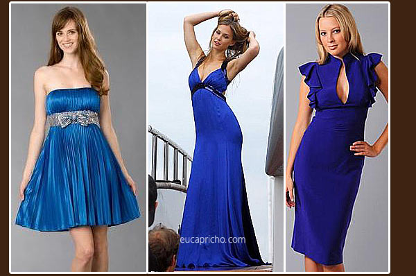 vazul2 Tendência de cor   Azul Cobalto