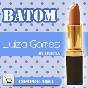 Batom Luiza Gomes by Tracta