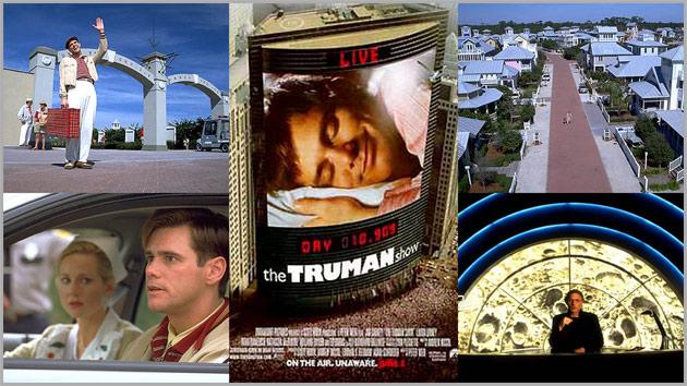 O Show de Truman Jim Carrey (Parte 1)