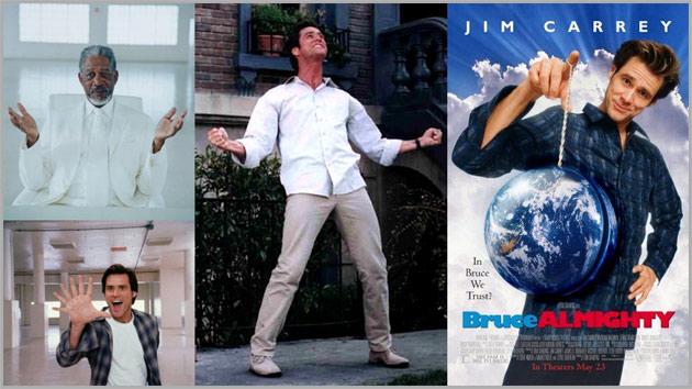 Todo Poderoso Jim Carrey (Parte 1)