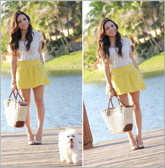 amarelo3 Como usar: Amarelo