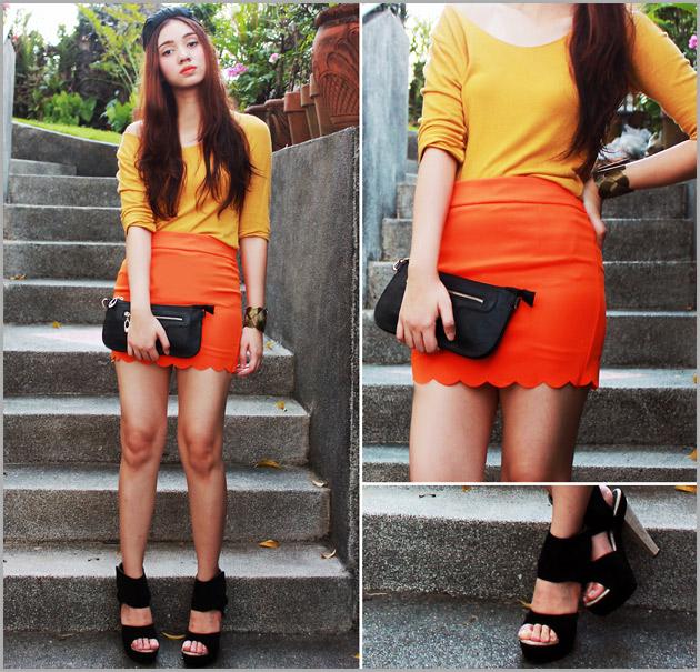 amarelo5 Como usar: Amarelo
