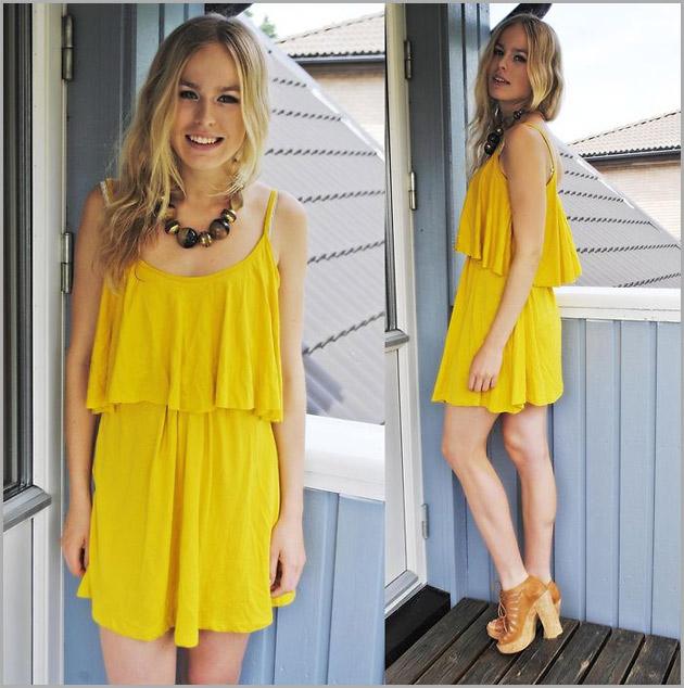 amarelo7 Como usar: Amarelo