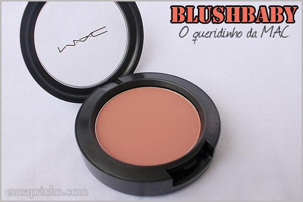 blushbaby1 Testei   BlushBaby   MAC