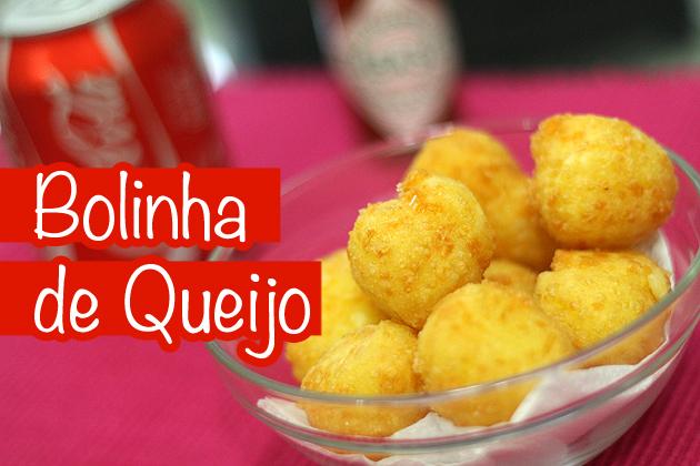 Bolinha de Queijo Ana Maria Braga