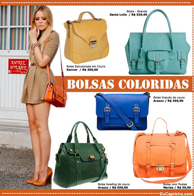 bolsas(1) Bolsas Coloridas
