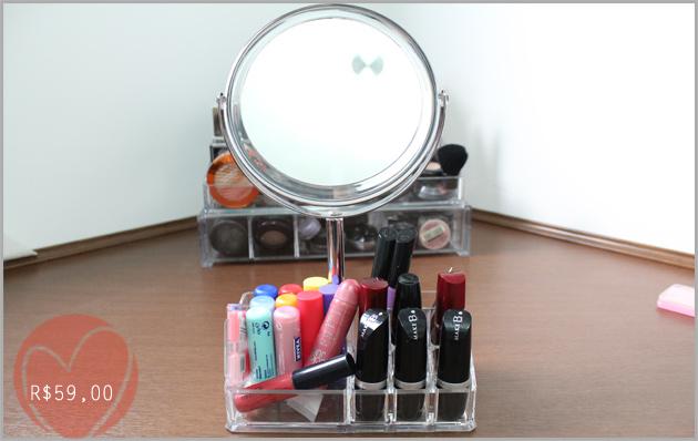 caixaacrilicomaquiagens15 Organizando as minhas maquiagens