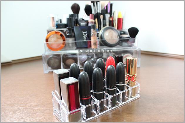 caixaacrilicomaquiagens4 Organizando as minhas maquiagens