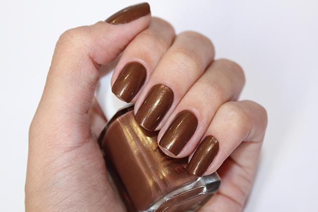 Citrino Isabela Capeto Panvel esmalte marrom com brilho