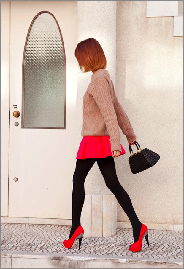 colorido3 Inspiração – Calçados coloridos