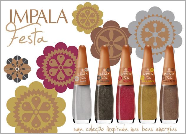 impala NOVIDADE: Coleção Festa   Impala